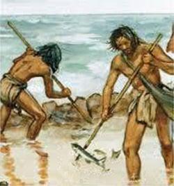 L'histoire de la peche à l'ère néolitique