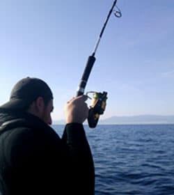 pêche sportive en Méditerranée